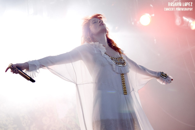 Florence + The Machine, Primavera Sound 2010 - Explored!