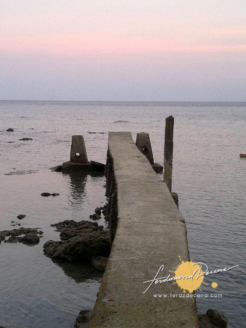 Dusk at Port