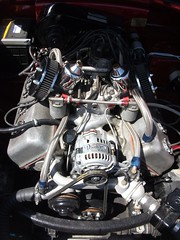 Daimler SP250 - V8 engine