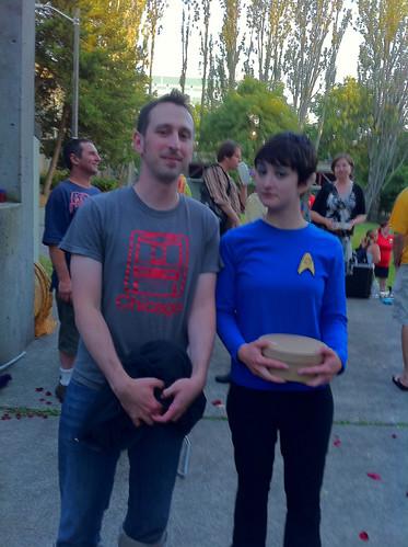 Spock Lives!