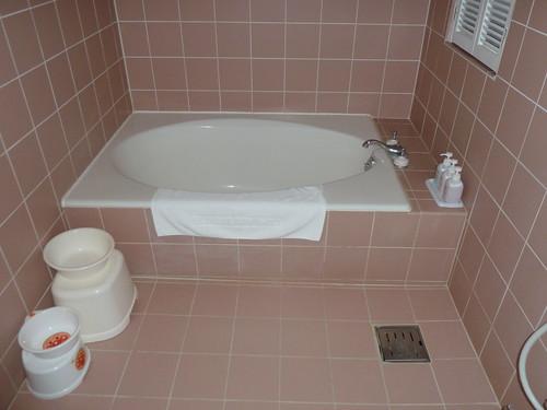 ブルーベリーヒル勝浦 浴室