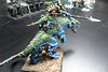 Carnosaur (Camper_Bob) Tags: miniature paint warhammer saurus carnosaur lizardmen