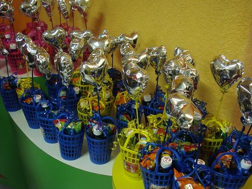 Festa Infantil - Lembrancinhas