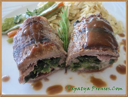 ıspanaklı biftek sarma (1)