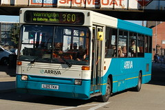 Arriva Volvo 7215.L215TKA - Warrington (dwb transport photos) Tags: bus volvo warrington arriva 7215 l215tka