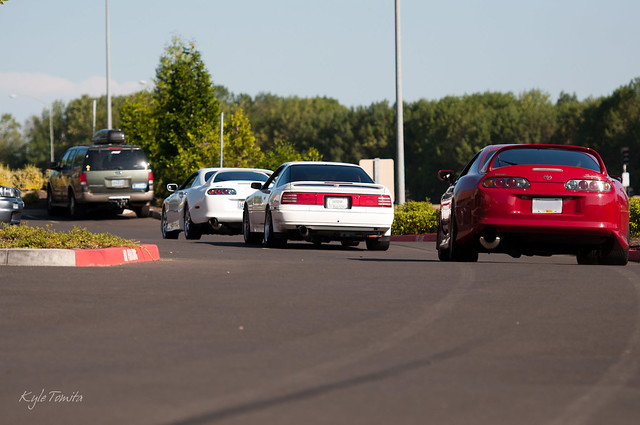 Supra's Leaving PSI's Summer Cruise-In.JPG