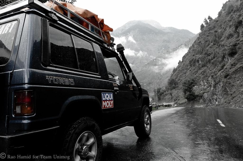 Team Unimog Punga 2011: Solitude at Altitude - 6002839521 03de5df627 b