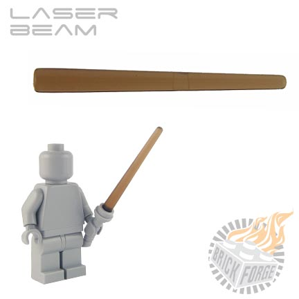 Laser Beam - Trans Brown