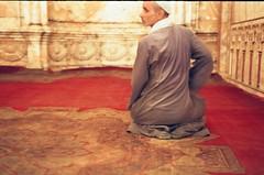 Finishing Prayers (SamiAlramyan) Tags: film praying cairo zorki4 samialramyan