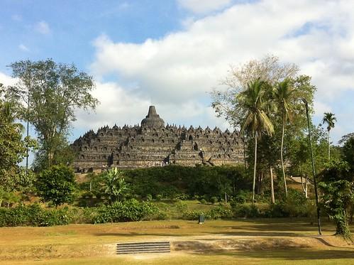Borobudor Temple (Canon)
