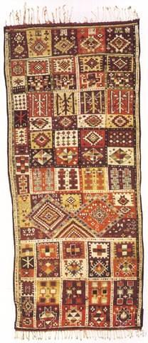 tapis de Ouaouzguite