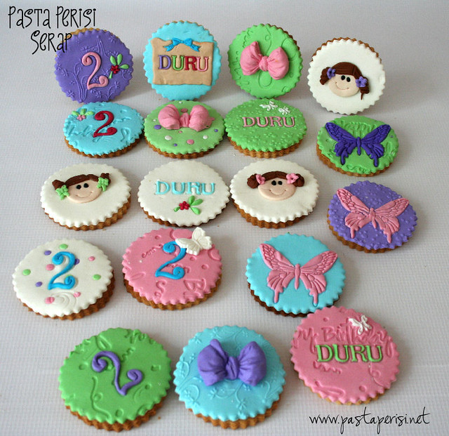 2ST BIRTHDAY COOKİE- DURU