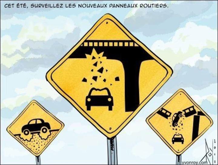 Danger à Montréal