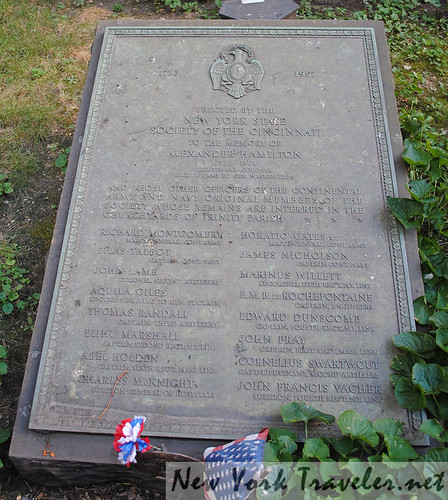 Trinity6 Society Cincinnati Hamilton Memorial