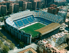 Il Mestalla di Valencia