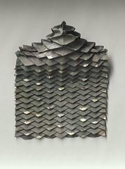 Draga (Ioana Stoian) Tags: art paper paperart origami handmade paperfolding papiroflexia handmadepaper origamitessellation origamitessellations cavepaper ioanastoian