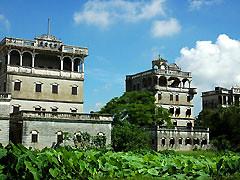 マカオの日帰りツアー 世界遺産 開平の望楼と村落 〜華僑の故郷を訪ねて〜
