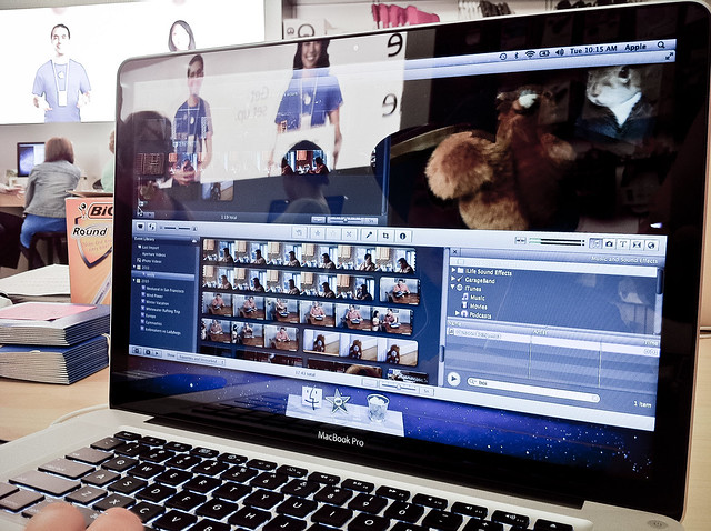 Apple Camp - July 2011 - imovie