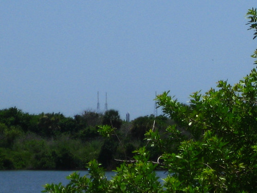 View of Space Launch Complex 41