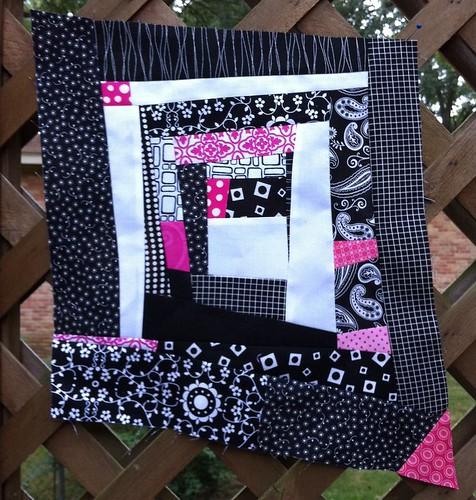 Sew Beautiful block for Kati