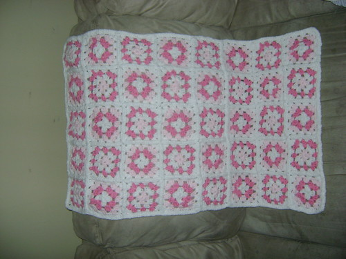 Gemma's blanket (completed)