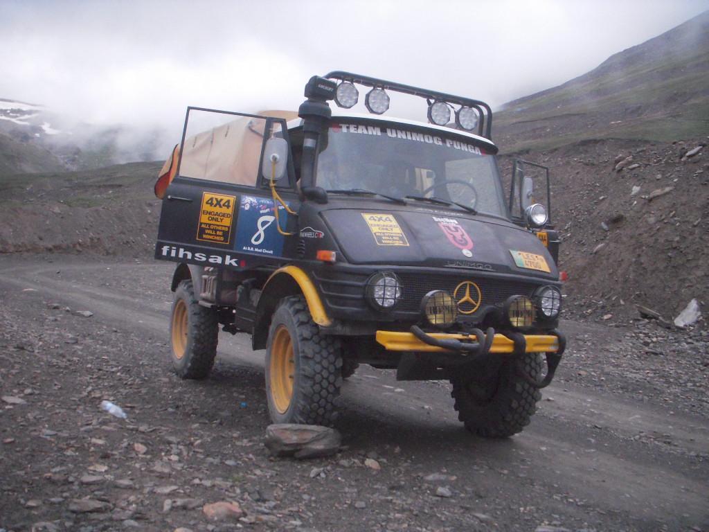 Team Unimog Punga 2011: Solitude at Altitude - 6017284718 64eedb0340 b