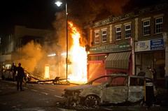 Riots by wyvernfm