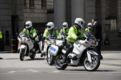 BMW bikes of the Special Escort Group (Ian Press Photography) Tags: uk england usa london cars car bike president transport group guard may police motorcycles bikes rover security visit special motorbike american gb bmw serv