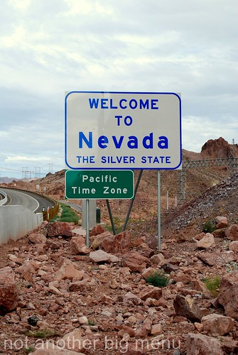 Las Vegas, Nevada - Welcome to Nevada sign