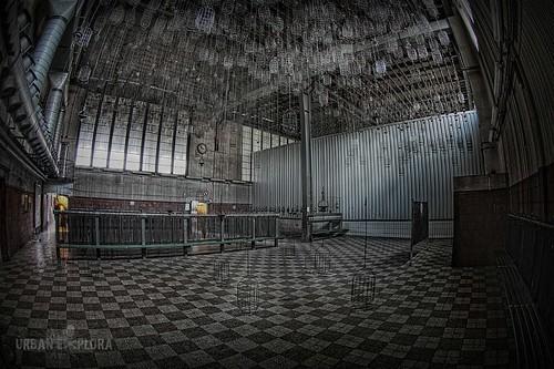 Abandoned Coalmine