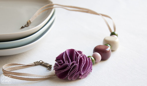 http://www.etsy.com/listing/79236502/necklace-resin-ceramic-beads-and-fabric