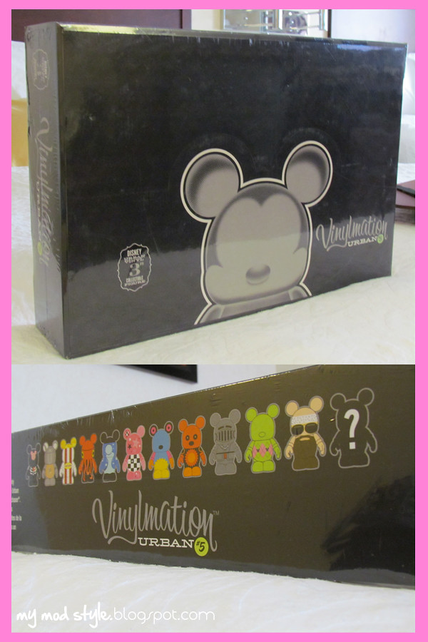 Vinylmations Urban 5