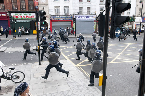 Hackney Central Riots 8/8/2011