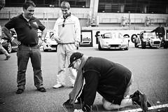 ([Naro]) Tags: summer track lotus elise bugatti circuit lemans lotusontrack august2011 julienverbois iuliajantuan
