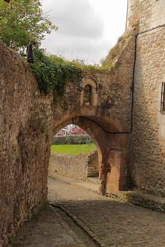 Puerta de La Barrera (interior)
