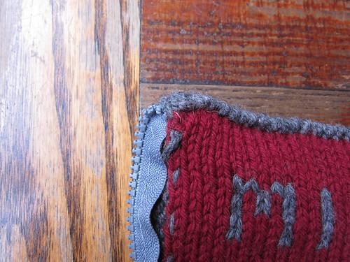 Inner Collar Detail