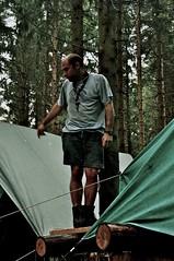 A suo agio tra gli alberi (Francesco | Ceron) Tags: people mountain scout asiago montagna reparto campoestivo altipiano 18105mm nikond90 nikkorafsdx18105mmf3556edvr afs18105mmdx