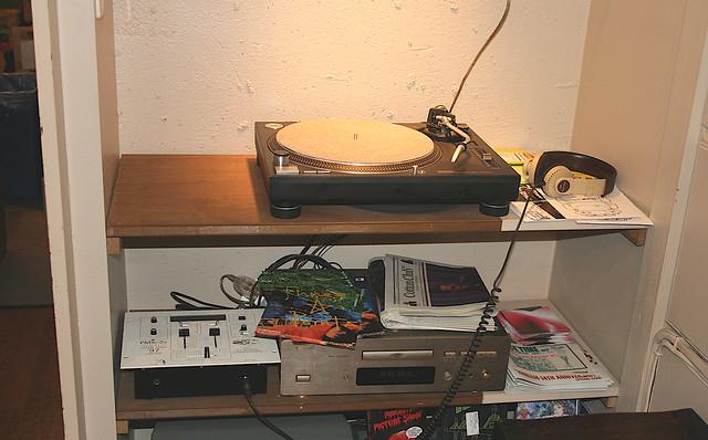 RECORDS SHOP, Ikebukuro, COCONUTS IMG_8630