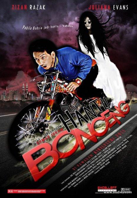 Poster Hantu Bonceng