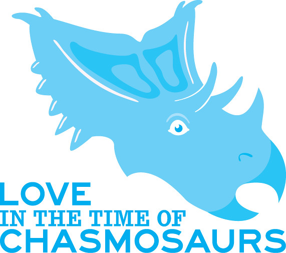 Love in the Time of Chasmosaurs promo graphic