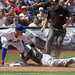David Wright applies a late tag at third