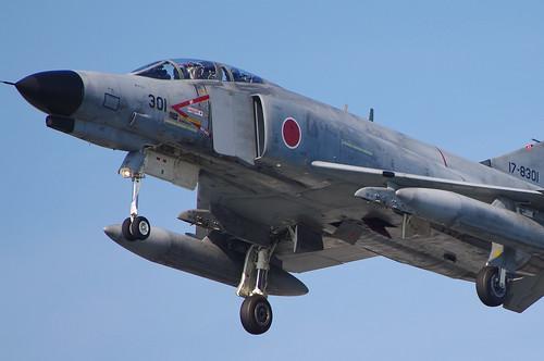 2011年8月12日 航空自衛隊岐阜基地