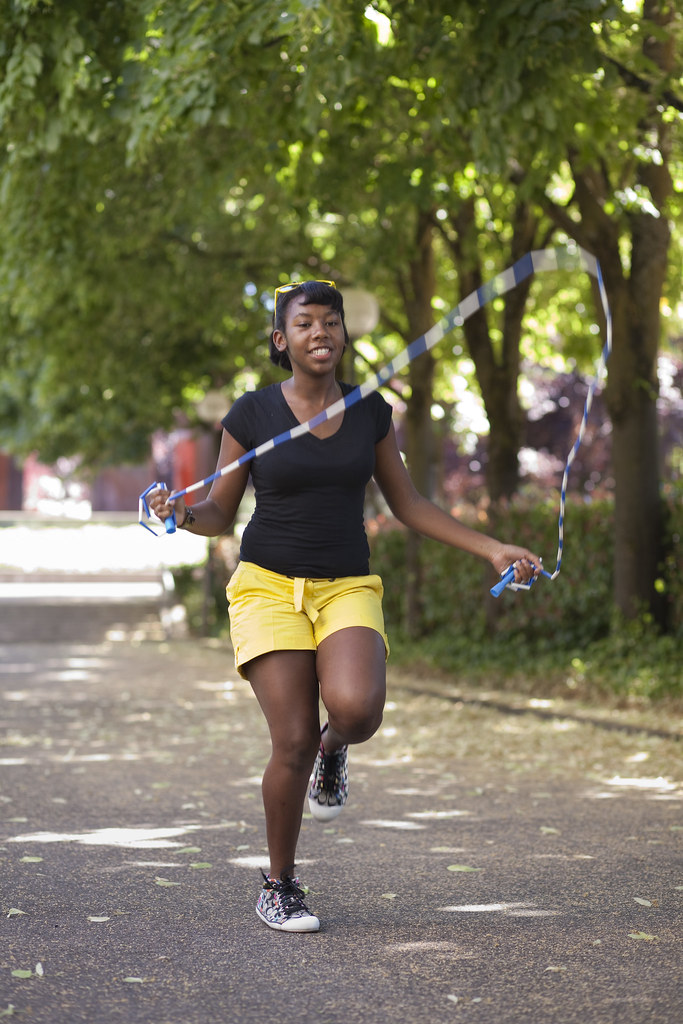 Youth Advisory Board Student Gets Healthy By Being Active