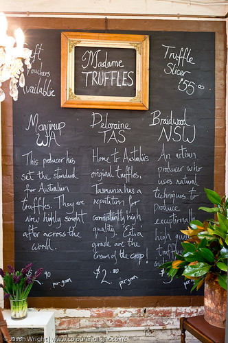 Truffle Options