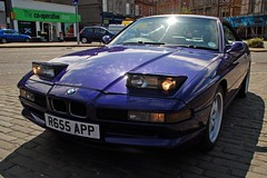 (zak355) Tags: classic car vehicle rothesay isleofbute bmw840ci