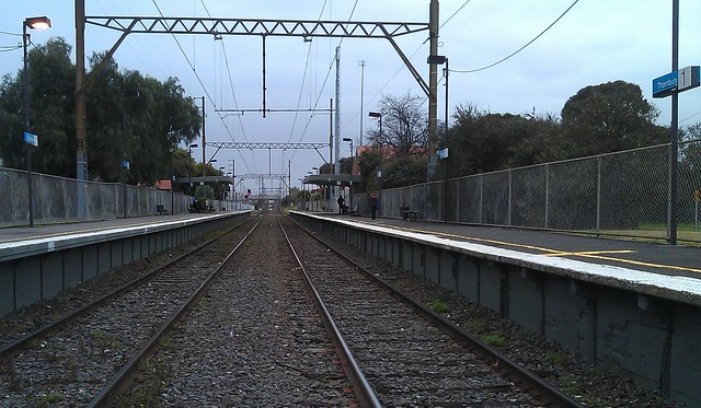 Thornbury station