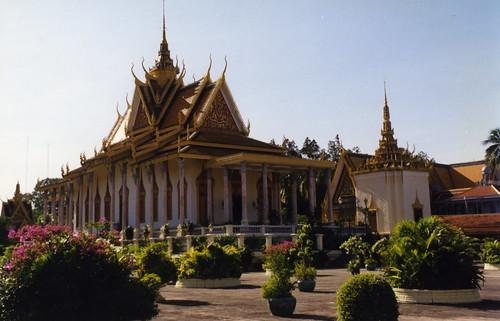 Phnom Penh, Silver Pagoda