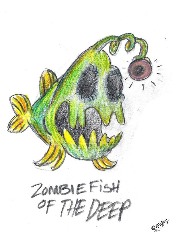 Halloween31_ZombieFish