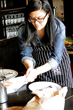 Cook Kylie Kwong