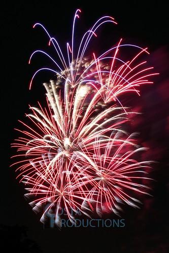 Flower Mound Fireworks
